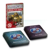 Blood Bowl Cards: Team Titans Pack (Eng)