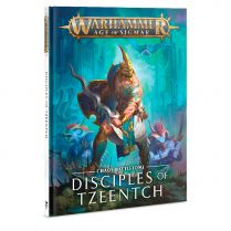 Battletome: Disciples of Tzeentch (Hardback)