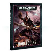 CODEX: HARLEQUINS (HB) (ENGLISH)