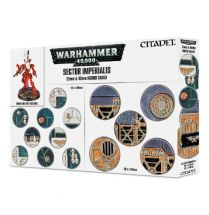 Sector Imperialis: 25 & 40 mm Round Bases
