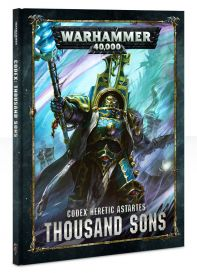 Codex: Thousand Sons (Hardback)