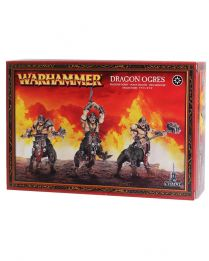 Warriors of Chaos Dragon Ogres