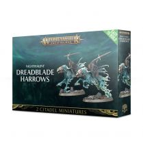 Easy to Build Nighthaunt Dreadblade Harrows