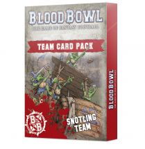 Blood Bowl: Snotling Team Card Pack