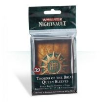 WHU: THORNS OF THE BRIAR QUEEN SLEEVES