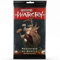 Warcry: Nurgle Rotbringers Cards