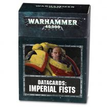 Datacards: Imperial Fists 8th edition