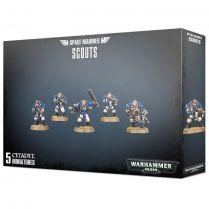 SPACE MARINES SCOUTS