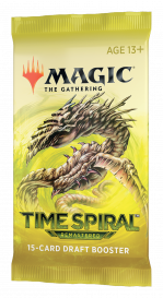 MTG: Time Spiral. Remastered: Бустер