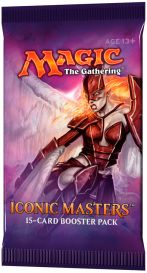 Magic. Iconic Masters - бустер